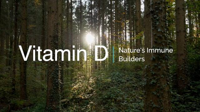 Vitamin D - Nature's Immune Builders