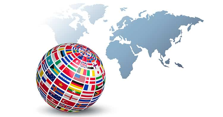 ordering globally