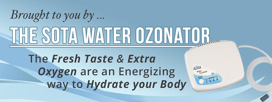 The SOTA Water Ozonator