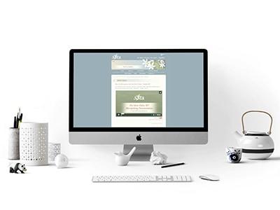SOTA Website Computer Screen
