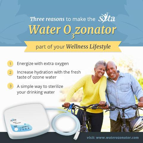 SOTA Water Ozonator