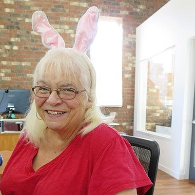 Halloween Ears & Halloween Bunny