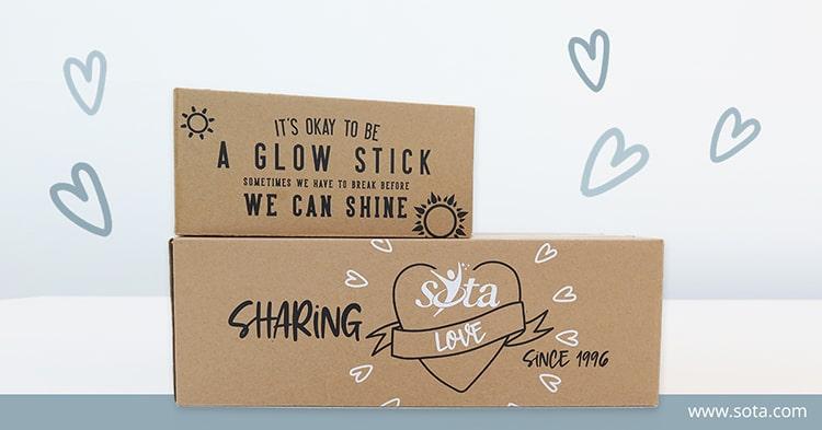 SOTA Shipping Boxes