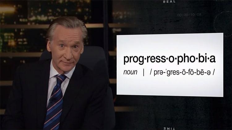 Progressophobia
