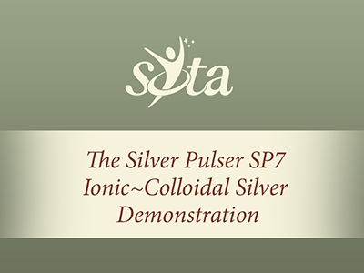 Ionic~Colloidal Silver video